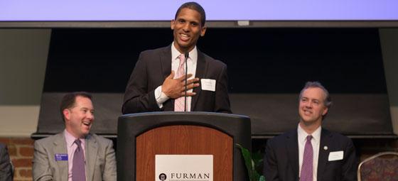 Alumni Awards Furman