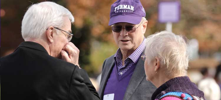Furman Alumni Serve