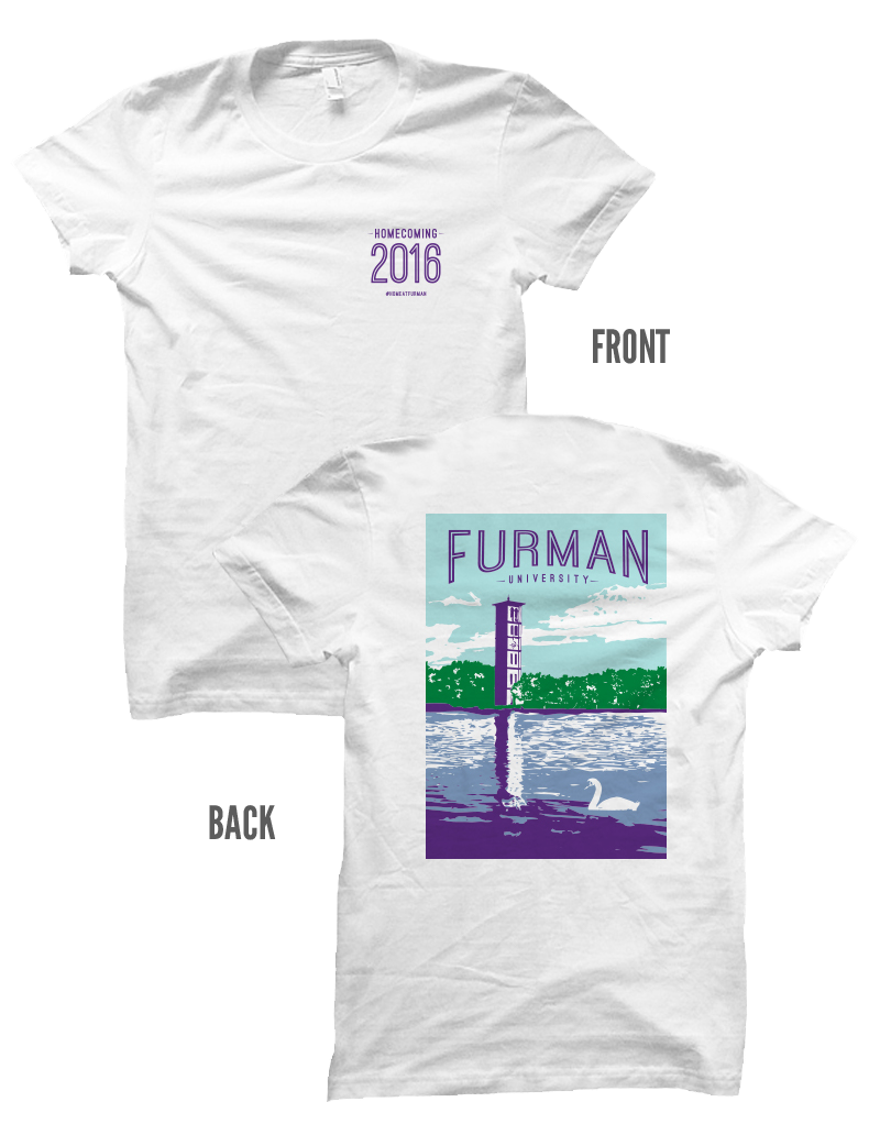 get the gear homecoming furman university